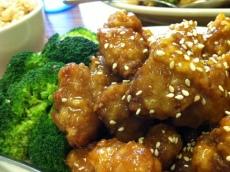 Sesame Soy Chicken