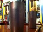 Cosmic Cafe Metal Cups