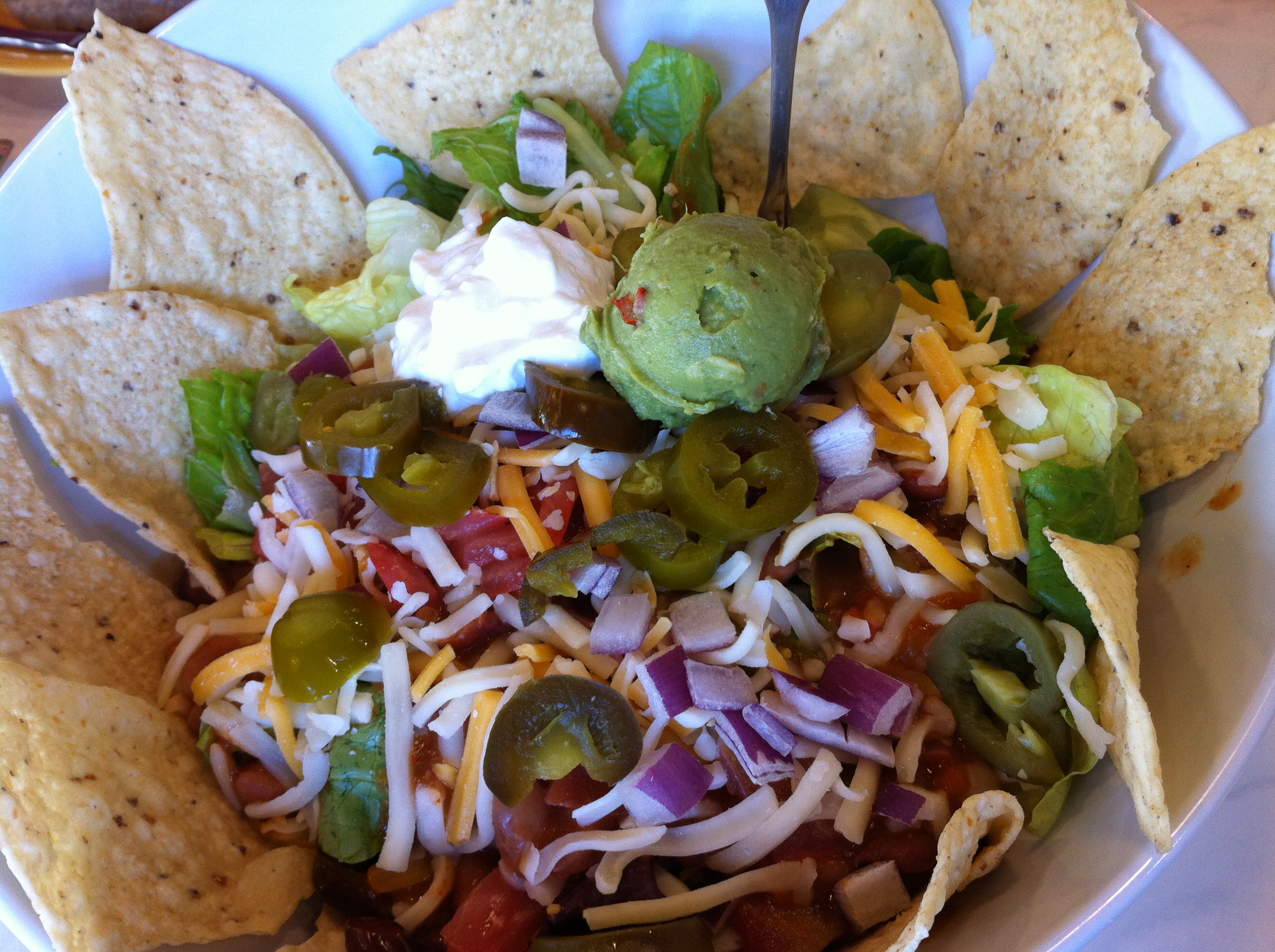 McAlister's Deli   Vegetarian in Cattle Country