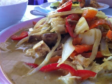 Thai Soon's Royal Curry