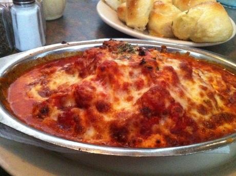 Siciliano's, A Taste of Italy's Baked Ziti