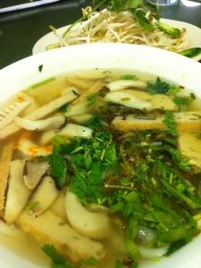 Nam Hua's Vegetarian number 17