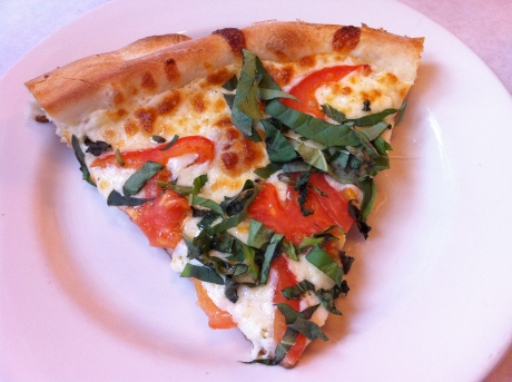 Sal's Slice of Margarita Pizza