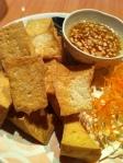 Fried Tofu from Thai Tanee