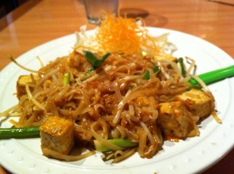 Pad Thai from Thai Tanee